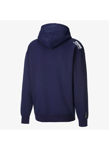 Puma Erkek Lacivert X Peanuts Sweatshirt 530614.006 Lacivert